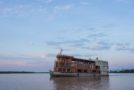 Inside an Amazon River Cruise