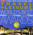 Travel + Leisure Magazine: August 2009