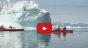 Video: Kayaking the Sermilik Fjord in Eastern Greenland