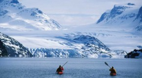 Global Warming from the Seat of a Kayak (Dispatch from Greenland) | Olaf's Corner