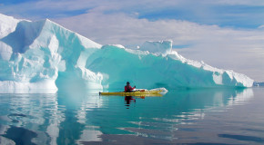 Outside Magazine Lauds Natural Habitat's Antarctica Kayak Expedition