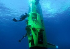 James Cameron Reaches Bottom of the Ocean, Deepest Solo Dive Ever