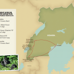 Click to view a map of the itinerary