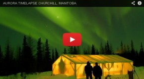 Northern Lights Timelapse – Next Best Thing to Being There
