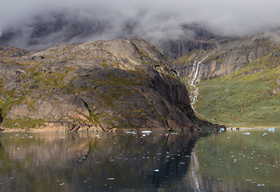 A Shifting Landscape: Images of Greenland's Ice