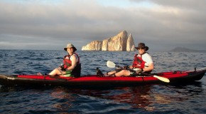 Kayaking the Galapagos Islands: Q & A with NHA Guide Champi Rodriguez