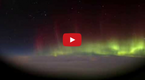 Video of the Week: Another Northern Lights Timelapse – But this time From an Airplane!