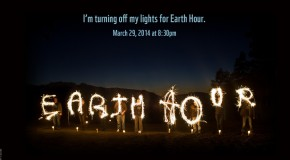Celebrate Earth Hour on March 29th: 60 Minutes For the Planet