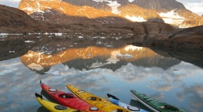 Kayaking Greenland: A Moment From the Past