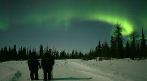 Fifteen Native Tales about the Northern Lights
