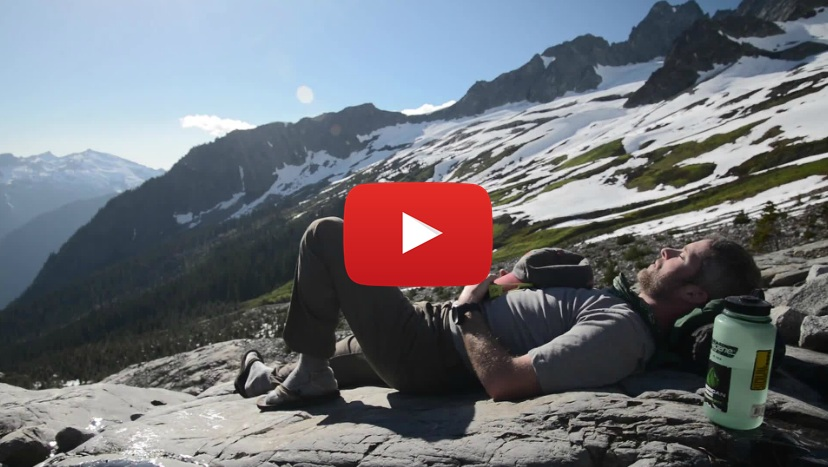 In this film by Brian Mockenhaupt, veteran Josh Brandon describes the peace he and fellow soldiers find in the wild places.