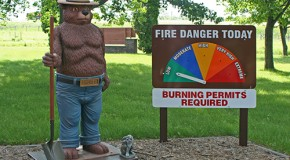 Smokey Bear: Overachiever or Climate Change Clairvoyant?