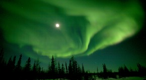 Travel Tale: Taking the Train to the Northern Lights