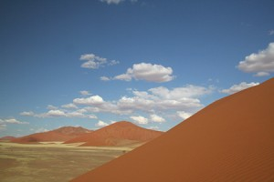 Namibia red sands
