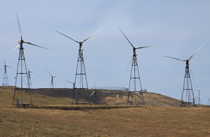 Last year, Congress failed to renew production tax credits for wind energy. ©Candice Gaukel Andrews