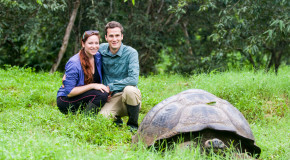 A Conservationist's Dream Honeymoon in the Galapagos