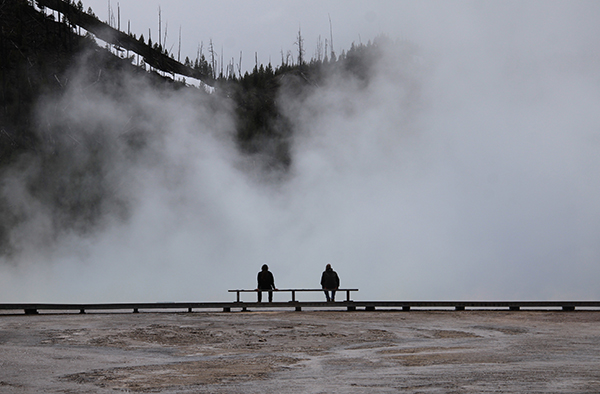 Yellowstone, Candice Gaukel Andrews
