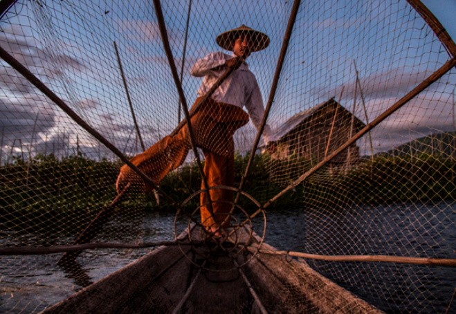 Travel Photographer of the Year, Myanmar, George Warr