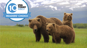 "Nat Hab teams up with USA TODAY to bring you the ""Best Place For Wildlife"" Readers' Choice Award!"