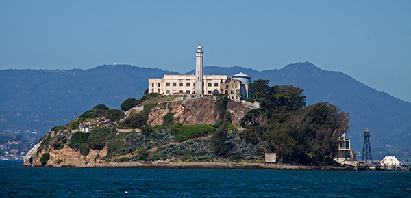 At first glance, Alcatraz Island, California, doesn't seem like it belongs in our National Park Service system. ©Candice Gaukel Andrews