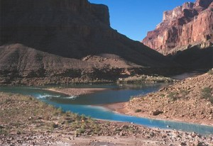 The confluence of the Colorado and Little Colorado rivers, site of proposed Escalade development. Photo: Save the Confluence.