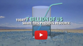 Video: Water's Staying Power