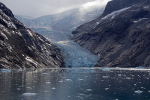 It's hoped that new insights into glacier behavior will enable us to improve predictions for future sea-level rise. ©Candice Gaukel Andrews