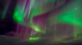 Under the Aurora in Churchill