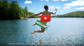 "Video: The Prescription-Strength Drug Called ""Nature"""