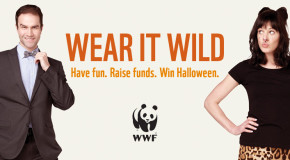 Wear It Wild: Because Halloween is fun, but extinction is scary