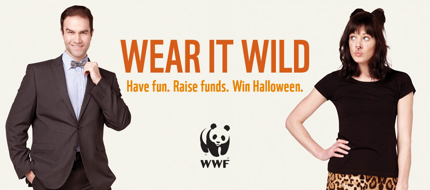 Wear It Wild, WWF