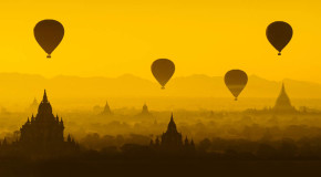 Where Nature Meets Spirit—Myanmar in Images