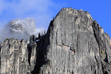 Yosemite National Park has a backlog of $500 million in much needed repairs. ©Candice Gaukel Andrews