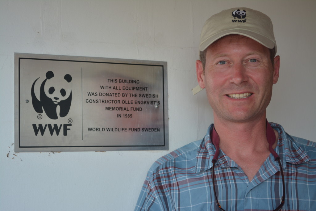 WWF was one of the first organizations to provide the required support for the establishment of the Charles Darwin Research Station in Puerto Ayora, Galápagos. © Karl Egloff/WWF-US