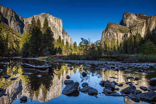 President Obama chose Yosemite National Park as the setting for a recent speech about the threat of climate change. ©Anthony Quintano, flickr