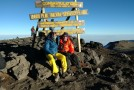 Nat Hab President Ben Bressler summits Kilimanjaro on father-son climb…and manages to tell about it