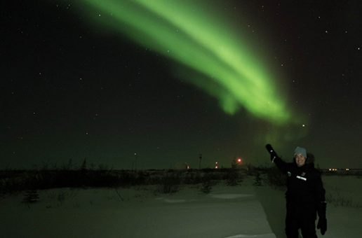Pure Magic of the Northern Lights