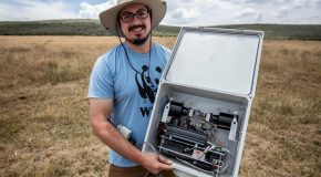 New Technology Helps Catch Poachers in Africa