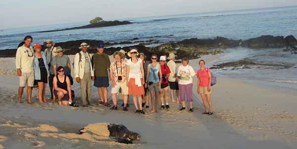 Galapagos Group Tour Package