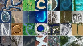 After Earth Day 2017: An Alphabet from Outer Space