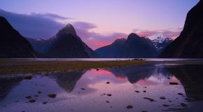 Te Ika Nui in Milford Sound, New Zealand | Olaf's Corner