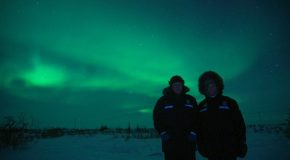 Traveler Story: Northern Lights