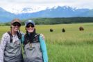 Finding Harmony with Alaskan Grizzly Bears