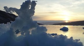 Amongst the Icebergs of Greenland