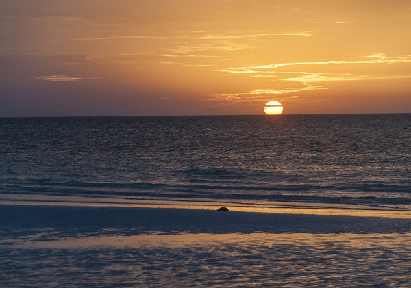 Sunset on Isla Holbox
