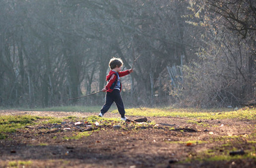 When Playing, Native American Children Are More Likely to Pretend to Be Wildlife