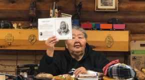 Tribute to a Dene Elder: Churchill's Caroline