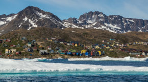 Learning the Art of Slow Travel: Sunbathing in Greenland