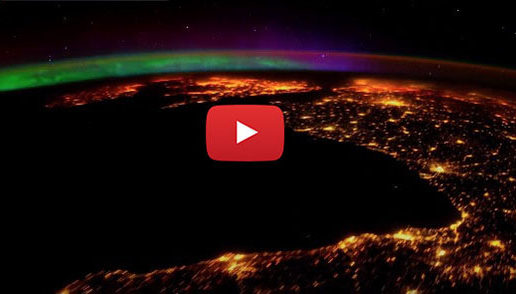 "Video: The ""Scientific"" Beauty of the Northern Lights"